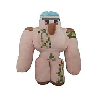 My World Iron Golem Plush Toy Iron Golem Doll Children's Birthday Gifts Holiday Gifts