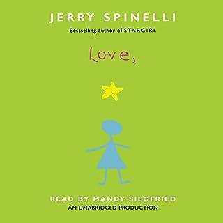Love, Stargirl cover art