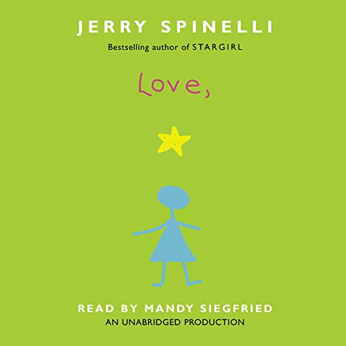 Love, Stargirl audiobook cover art