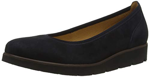 Gabor Shoes Women's Ballet Flats, Blue (Pazifik 16), 7 UK