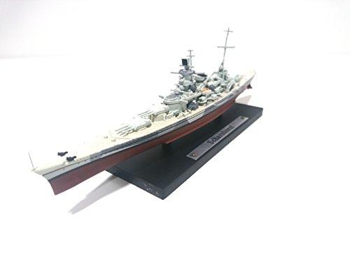 Unbekannt SCHARNHORST - KRIEGSSCHIFF Kriegsmarine - Atlas DE AGOSTINI 1/1250 - réf04