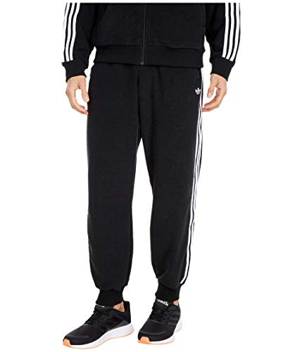 adidas Skateboarding Bouclette Pants Black/White MD