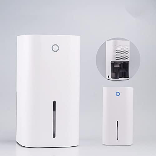 EYCIEROT Deumidificatore 850ml Mini deumidificatore Elettrico Portatile Filtro dell'Aria Ultra Silenzioso per casa, Cucina, Garage, Guardaroba, Cantina