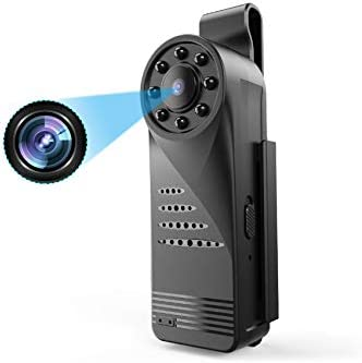 Elleety EL 828 Hidden Camera with Wi Fi Night Vision Security Camera 4K FHD Mini Camera Remote product image