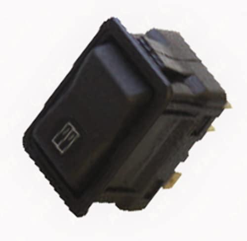 1X Wiper Switch Cheap bargain Rep# Ty37.461.007-93 77.3709-02.19 Max 80% OFF 12-24B Compat