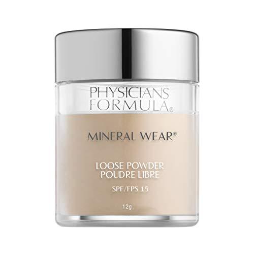 Physicians Formula Spf 16 Mineral Wear Loose Powder, Translucent Light, 0.42 Ounce