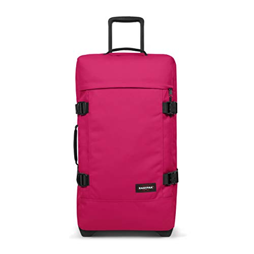 Eastpak Tranverz M Koffer, 67 cm, 78 L, Rosa (Ruby Pink)
