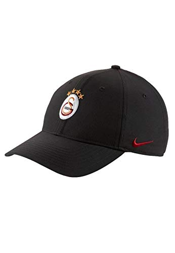 Nike Dri-FIT Galatasaray Legacy91 Kinder Cap BV6446-010 Schwarz, Size:ONE Size