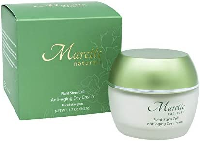 Mature Skin Plant Stem Cell Anti Aging Day Cream Made From Natural Organic Ingredients Hyaluronic product image
