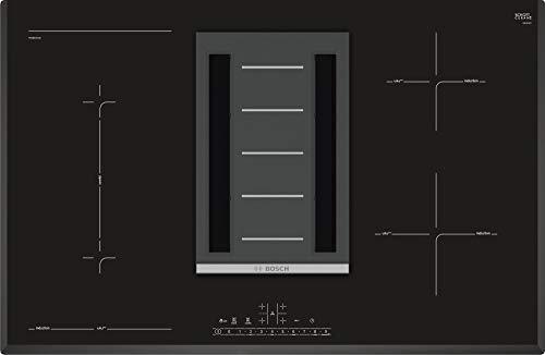 Bosch; Plaque de cuisson à Induction intégrée à Une Hotte (PVS851F21E)