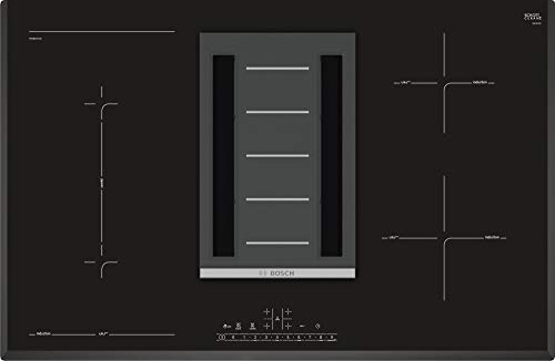 Bosch PVS851F21E piano cottura Nero Incasso A induzione