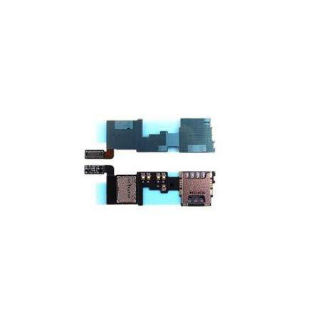 Third Party - Nappe Lecteur Sim Micro SD Samsung Galaxy Note 4 N910F - 3700936103475
