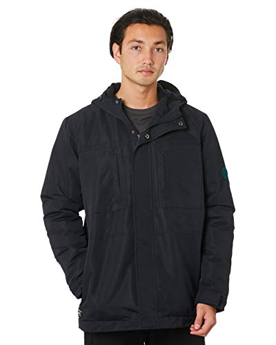 Globe Low Tide Jacket, Giacca Unisex-Adulto, Inchiostro a Getto, S
