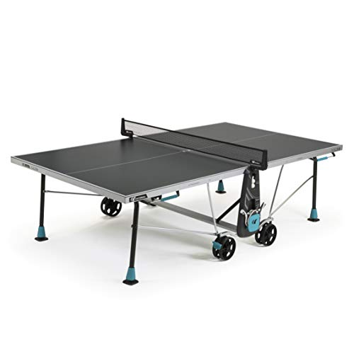 Cornilleau Sport 300X Outdoor Crossover Tennis Table - Grey One Size, 115302