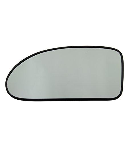 TarosTrade 57-0147-L-46307 Cristal De Retrovisor Con Fijación Cuadrada Lado Izquierda