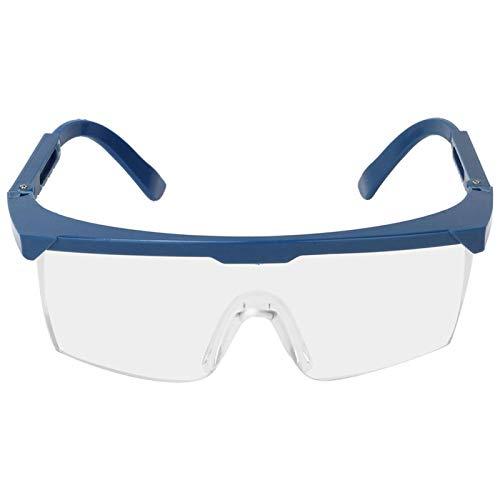 DAUERHAFT Gafas de Trabajo Gafas de Seguridad Protección Durable Resistente a Impactos A Prueba de Viento, para conducción de Motocicletas