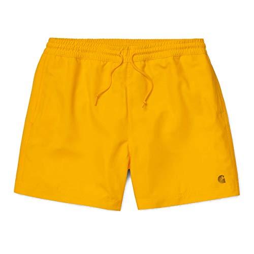 Carhartt Chase Swim Trunks I026235 Sunflower - Bañador para hombre Sun XL