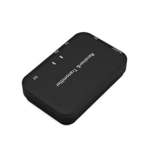 VeeDee B9 Bluetooth Receiver Bluetooth 4.1 Audio Transmitter Portable Bluetooth Adapter