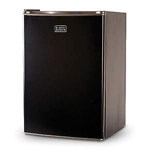Black + Decker Compact Refrigerator