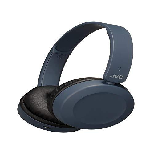JVC HA-S31BT auricolare per telefono cellulare Stereofonico Padiglione auricolare Blu