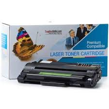 Ink Now Premium Compatible Dell Black Toner 330-9523, 330-9524, 7H53W for 1130, 1130N, 1133, 1133MFP, 1135N; MFP 1135N Printers 2500 yld