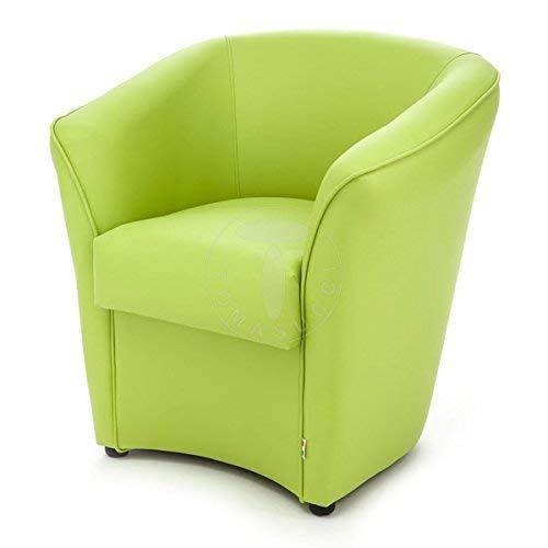 Wink Design, Vanessa, Poltrona, Verde, 43 x 72 x 71 cm