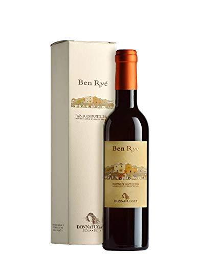 Passito di Pantelleria DOC Ben Rye Donnafugata 2018 375 ml, Astucciato