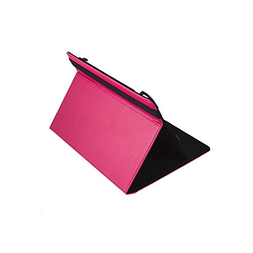 Silver HT Basic - Funda Universal (9-10.1'') Color Rosa