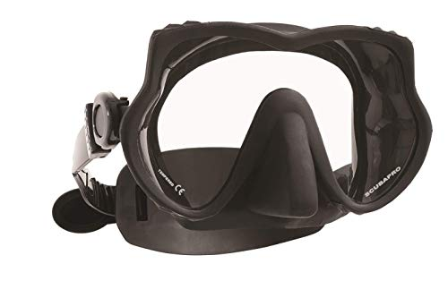SCUBAPRO Subgear Tauchmaske Devil (schwarz)