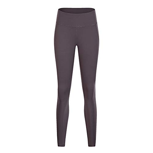 Fyj Yoga Pants Sports Running Tummy Control Workout Running Leggings for Women High Waist Yoga Pants Exercise Gym Sports Leggings Jogging Trousers Cycling Running Daily Leisure Summer 2020 New M