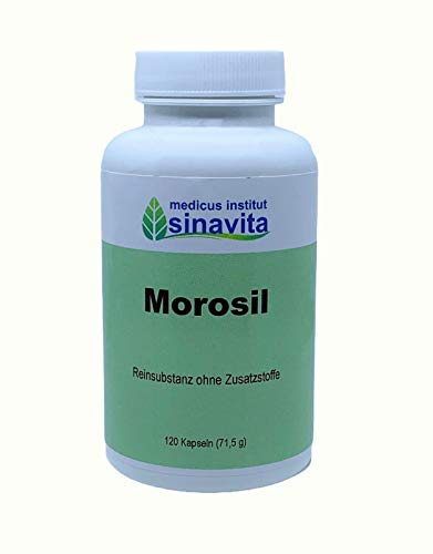Morosil, 120 Kps, vegetarische Kapselhülle, deutsche Produktion
