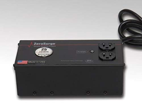 ZeroSurge 2R15W - 2 Outlet Plug-in Surge Protector