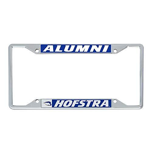 Desert Cactus Hofstra University Pride NCAA Metal License Plate Frame for Front Back of Car Officially Licensed (Alumni)