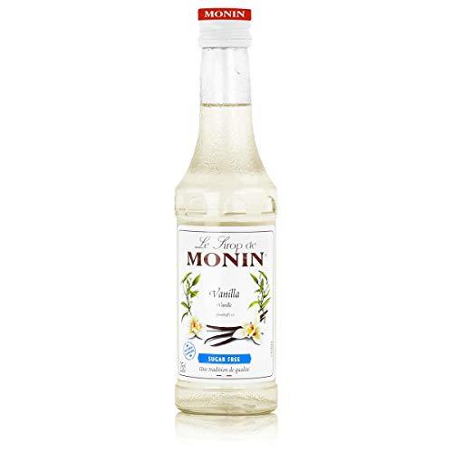 Monin Sirup Vanille Light zuckerfrei 250 ml