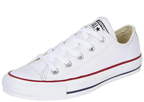 Converse Chuck Taylor All Star Basic Leather Weiss 132173C Grösse: 43