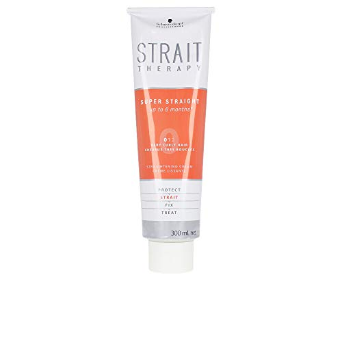 Schwarzkopf Strait Styling Therapy Straightening Cream 0 300 Ml 300 ml
