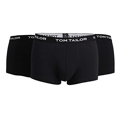 TOM TAILOR Boxershorts 3er Pack Herren Unterhosen XL