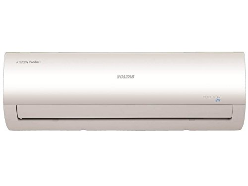 Voltas 1.5 Ton 3 Star Inverter Split AC (Copper, 183V CZT/183 VCZT2, White)