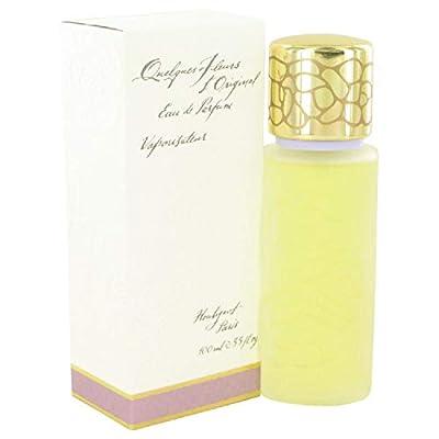 Qüelques Fleürs Perfume 3.4