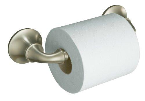 Top 10 best selling list for kohler forte sculpted toilet paper holder