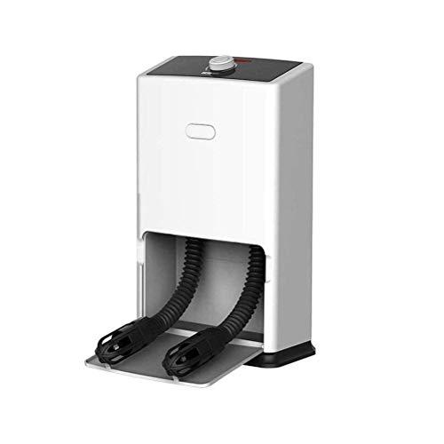 NMDD Secador de Zapatos Secador y Calentador eléctrico de 2 Zapatos y Botas, 2 temporizadores, desinfección, dormitorios habituales