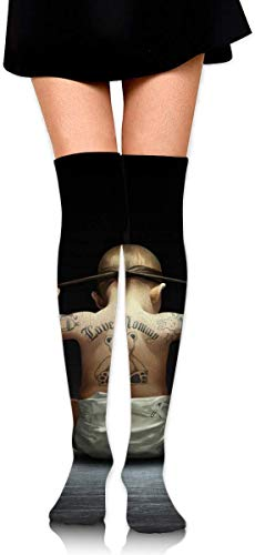 iuitt7rtree Falda de niña Calcetines Uniforme Bebé Taekwondo Calcetines de Tubo de Mujer Calcetines de compresión calcetines7848