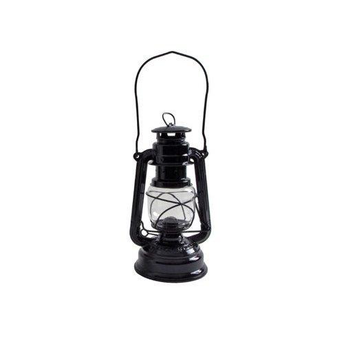 Original Feuerhand Sturmlaterne schwarz