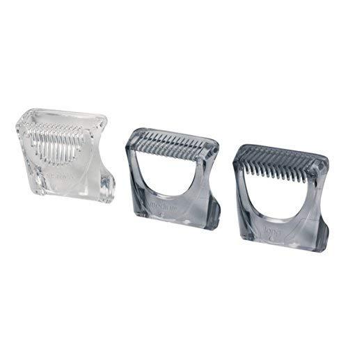 Braun Bodycruzer Kammausätze B55,B50,B35,B30 3er Set