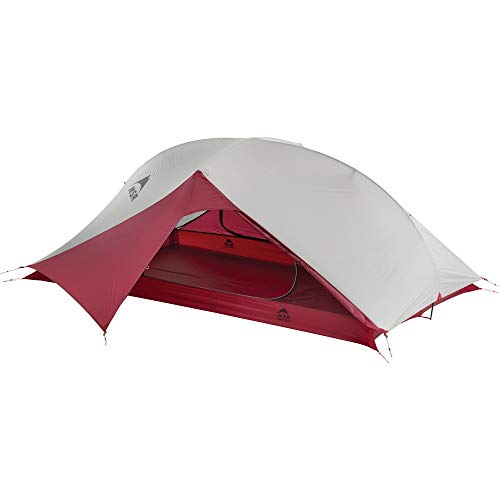 MSR CARBON REFLEX 2 PERSON ULTRALIGHT TENT RED