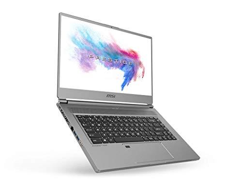 MSI Notebook P65 9SD-852 Creator 39,6cm 15,6Zoll FHD i7-9750H 8GBx2 GTX1660Ti 6GB 512GB NVMe PCIe W10P