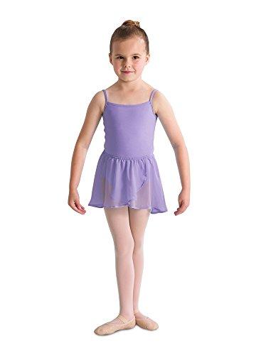 Ballett Wickelrock Ballettrock von Bloch (Lavender, 8-10)