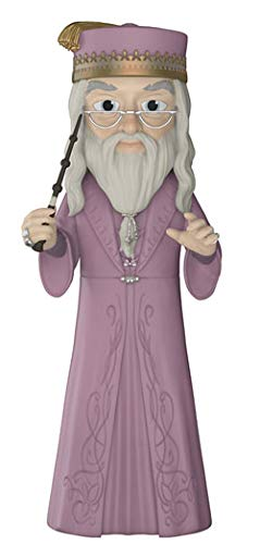 Funko Harry Potter Figura Rock Candy Albus Dumbledore, Color Mulitcolor (FK30508)