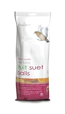 Chapelwood Fruit Suet Balls (Pack of 4) by Chapelwood