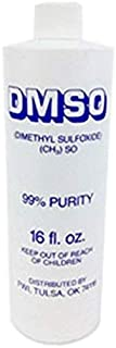 DMSO Liquid Concentrate 99% Pure 16 fl. oz.